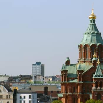 Uspenskin katedraali kotina