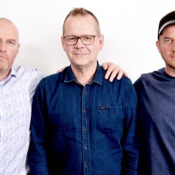 Matka Kimi Räikkösen pään sisään – Vieraana kirjailija Kari Hotakainen