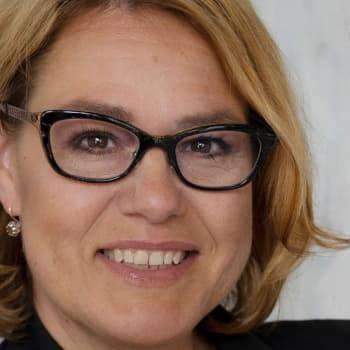 Halu poistaa esteitä kannusti Minna Karhusta käynnistämään romanien mentoroinnin