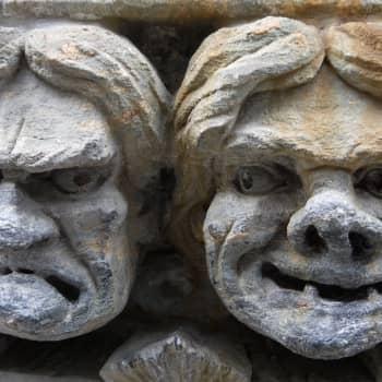 Kivi kielen päällä - millaisia sanontoja kiveen liittyy?