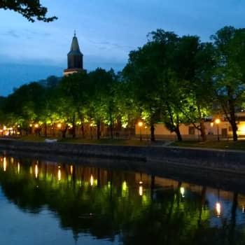 Tuomiokirkko on, Kirkkokatua ei - Suomen vanhimmassa kaupungissa Kirkkokatuja oli muinoin peräti kaksin kappalein