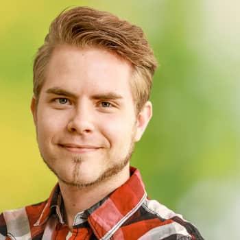 Patrick Tiainen 2018