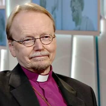 Arkkipiispa Kari Mäkisen viimeinen virallinen haastattelu