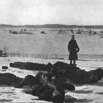 Vuoden 1918 tapahtumista Jämsässä
