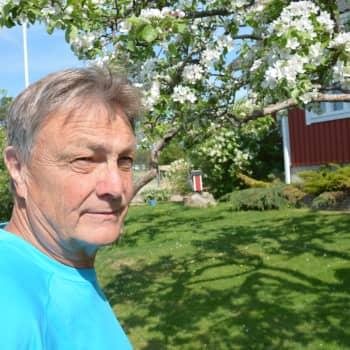 På besök i Sven Engbloms trädgård