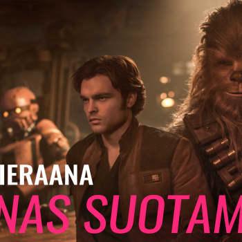 Vieraana Joonas Suotamo: Chewbaccan näyttelijänä saa nauttia identiteettisuojasta