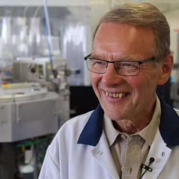 Älypuhelin ei olisi mahdollinen ilman Millennium-palkitun Tuomo Suntolan kehittämää ALD-tekniikkaa