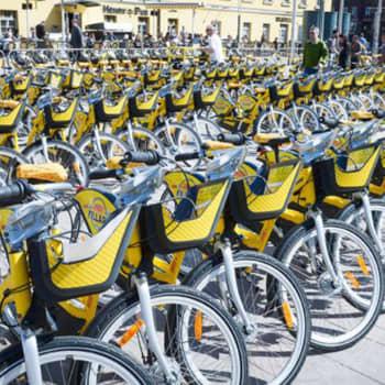 Tuleeko maailma paremmaksi pyöräilemällä?