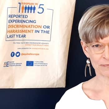 Miten EU-maissa yritetään vastustaa syrjintää, yhdenvertaisuusvaltuutettu Kirsi Pimiä