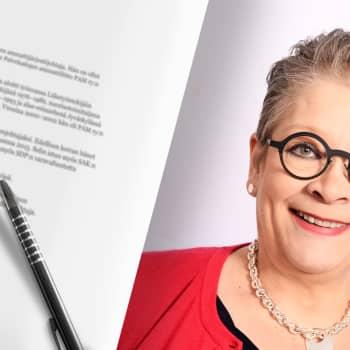 Ann Selin on edennyt lähetistä ay-johtajaksi