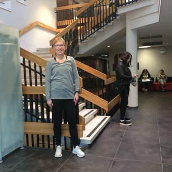 Saimaan ammattiopisto Sampon opiskelijakunta valitsi Vuoden 2017 opettajaksi sosiaali- ja terveysalan lehtorin Kati