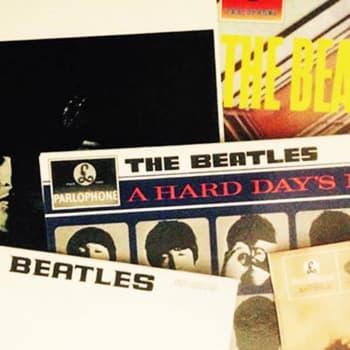 Hilkka Ikosen popparihaastattelut: The Beatles -yhtyeen haastattelu