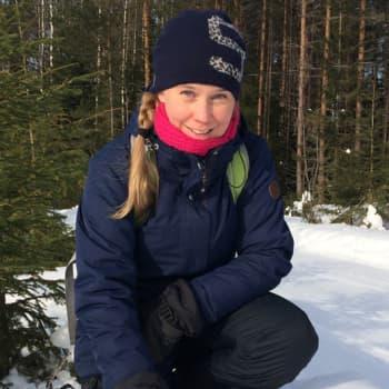Metsäradio.: Ilvesten rajapyykillä
