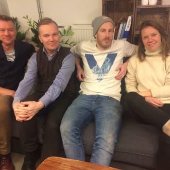 Efter Nio radio: Petski Westerholm vill inte vara beroende av kaffe