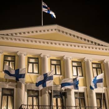 Politiikkaradio: Vaalipyykkiextra: Presidentinvaalit 2018 ja ulkopolitiikan näkymä