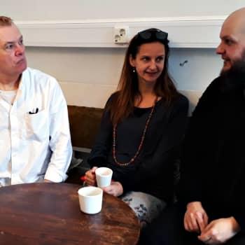 Radio Suomesta poimittuja: Mielisairaalasta hyvinvointikeskukseksi