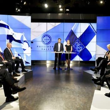 Ykkösaamu: Professori Paloheimo: Olemme irronneet tavanomaisesta puoluesidonnaisuuksista enemmän kuin kertaakaan itsenäisen Suomen vaaleissa