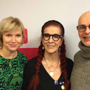 Sari Valto: Sydänystävät Aira ja Jorma joulutunnelmissa