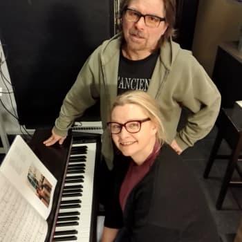Efter Nio radio: Päivi Storgård: Jag vill fortsätta spela!