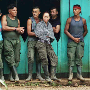 Maailmanpolitiikan arkipäivää: Kolumbian hauras rauha