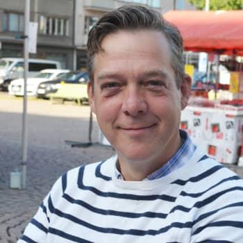 Efter Nio radio: Riko Eklundh vill hitta rätt träningsform