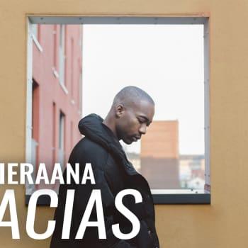 Vieraana Gracias: Englanniksi räpätessä olin turvallisesti kielimuurin takana