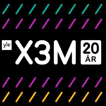 X3M:s 20-årsjubileum - ljudklipp: Metallväktarna fick skit på posten