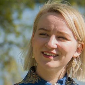 Ajantasa: Petra Laiti: Saamenpuku ei ole mikä tahansa vaate