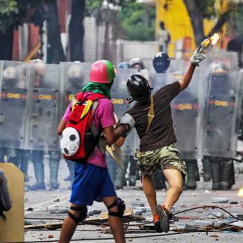 Maailmanpolitiikan arkipäivää: Venezuela - uppoava laiva