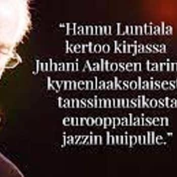 """Vår Musik: JUNNU AALTONEN """"Hemma hos"""" 21.09.17 I Mårtensdal - Jazzia - Jumalan armosta - Hannu Luntiala"""