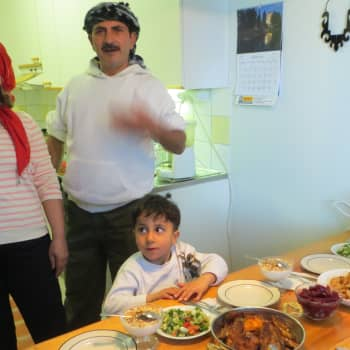 Eanodaga Kurdi bearraša luhtte guossis