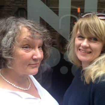 Efter Nio radio: Monica Fagerholm vill inte vara tråkig