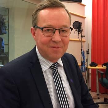 Leikola ja Lähde: Vieraana elinkeinoministeri Mika Lintilä