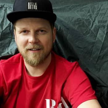 Kesäteltta: Antti Luusuaniemi etsii ikävistäkin rooleista ihmisen
