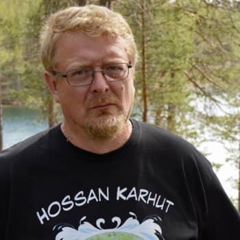 Metsäradio.: Karhuyrittäjä Jarmo Heikkinen