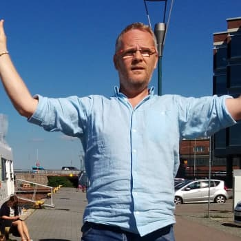 YLE Helsinki: It-yrityksen pomo löysi vapaatanssi ja elämä mullistui