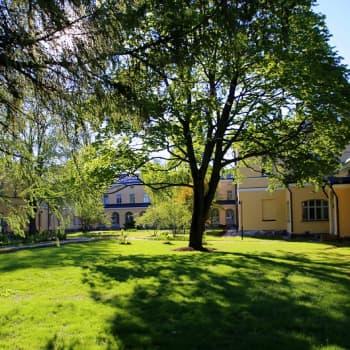 YLE Helsinki: Lapinlahden sairaala on monipuolinen taiteen, kulttuurin ja tapahtumien tyyssija