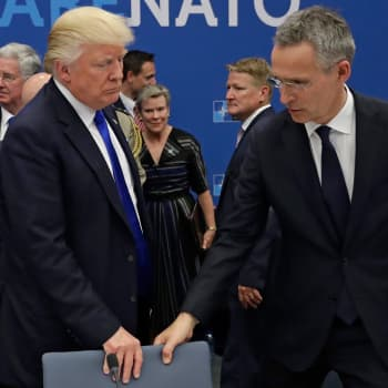 Ykkösaamu: Onko Paavi ainoa joka voi puhua Trumpille suoraan?
