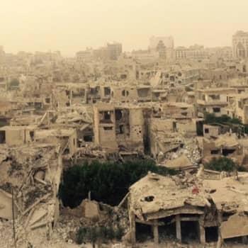 Ykkösaamu: Syyrian sota hallitsee koko Lähi-itää