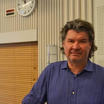 Radio Suomen musiikkitoimittaja Tero Liete