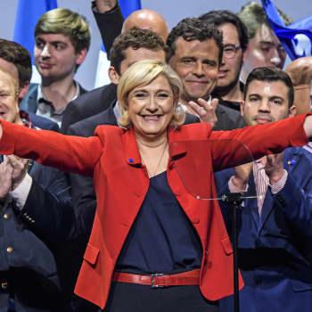 Maailmanpolitiikan arkipäivää: Ranskalainen jännitysnäytelmä