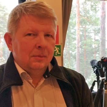 Metsäradio.: Jukka Tanner seuraa kottaraisten elämää