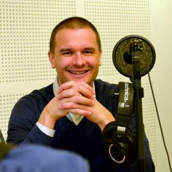 Internetpäällikkö Mikko Rusama