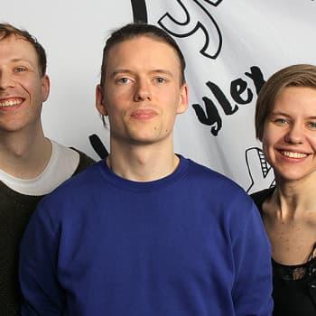 """YleX Etusivu: Anton Vanha-Majamaa: """"Tämä oli ainutlaatuinen kämmi Oscarien historiassa."""""""