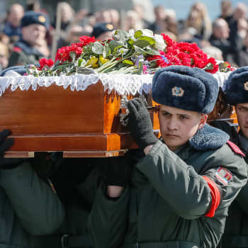 Maailmanpolitiikan arkipäivää: Ukrainan sota jatkuu ja jatkuu