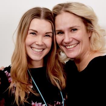 Tuija Pehkonen: Vieraana Laura Malmivaara