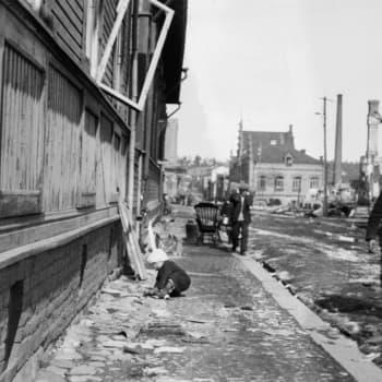 Ykkösaamu: Sadan vuoden takainen sisällissota raaisti nuoret miehet kauhistuttavan nopeasti