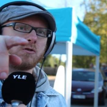 Radio Suomesta poimittuja: Sananen - Intohimoa kolmannella