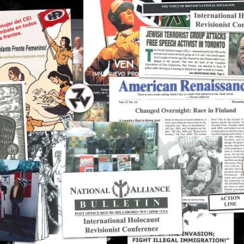 Ykkösaamu: Sopeudummeko natsismin nousuun?