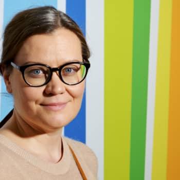 Ihan pihalla: Vieraana feministisen puolueen Katju Aro